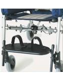 Correas sujetapiés (par) AYUDAS DINÁMICAS accesorio silla Clip