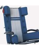 Cabezal apoyacabeza con protecciones parietales AYUDAS DINÁMICAS accesorio silla Clip