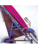 Barra de apoyo frontal AYUDAS DINÁMICAS accesorio silla Obi