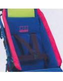 Correa cinturón con tirantes de 4 puntos AYUDAS DINÁMICAS accesorio silla Obi