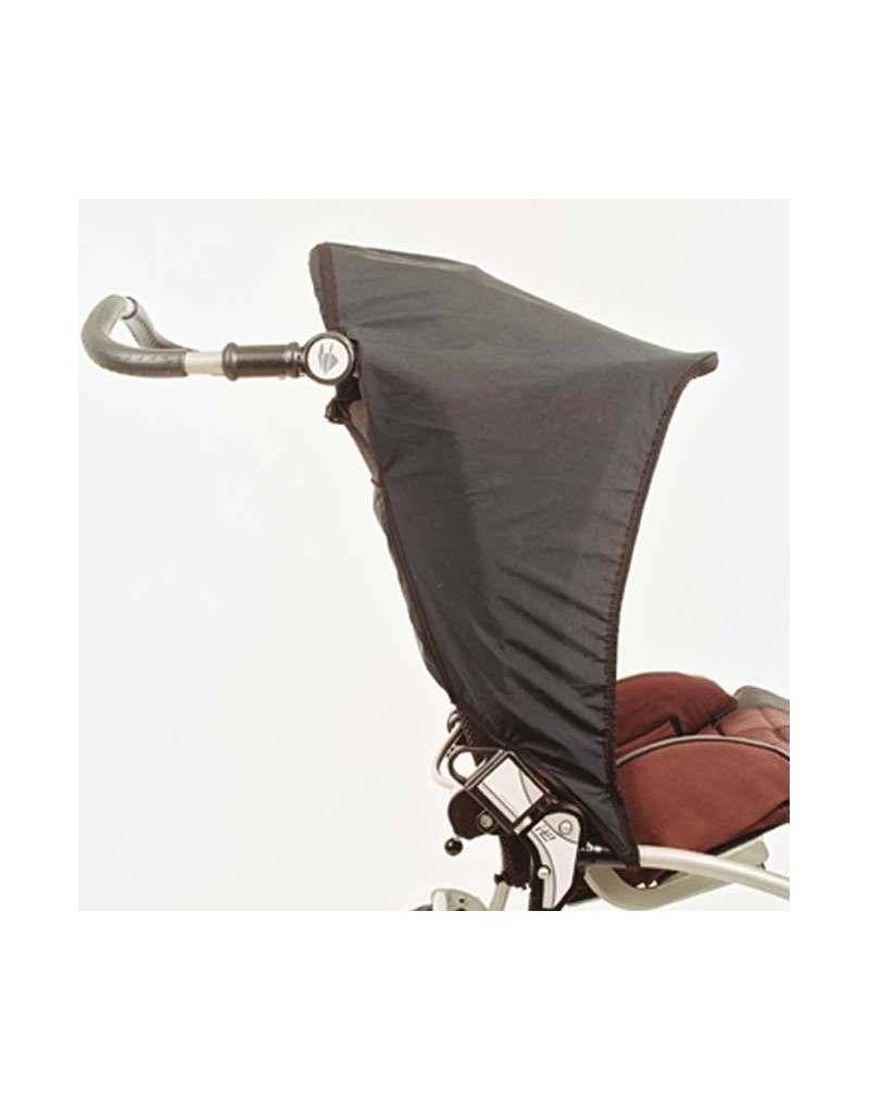 Capota sol y viento AYUDAS DINÁMICAS accesorio silla Ito