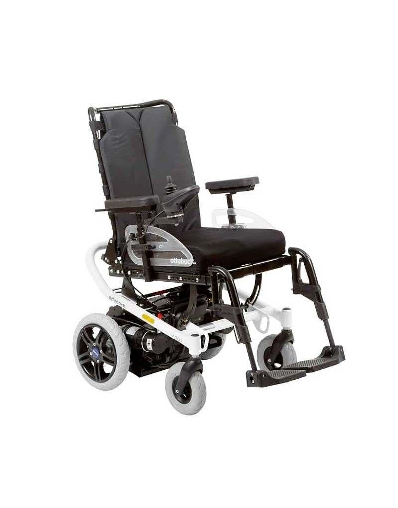Ottobock a200 est ndar silla de ruedas el ctrica - Sillas de ruedas estrechas ...