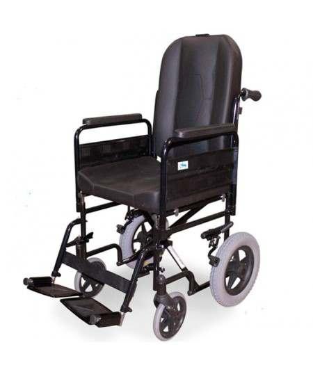 IM Confort PC-30 silla de ruedas en acero