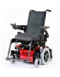 SUNRISE Salsa M2 silla de ruedas eléctrica en rojo
