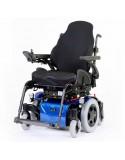 SUNRISE Salsa M2 (configurada) silla de ruedas eléctrica en azul