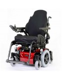 SUNRISE Salsa M2 (configurada) silla de ruedas eléctrica en rojo