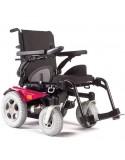 SUNRISE Salsa R (estándar) silla de ruedas eléctrica rojo