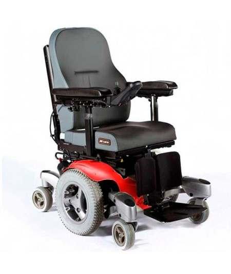 SUNRISE Jive M (estándar) silla de ruedas eléctrica en rojo