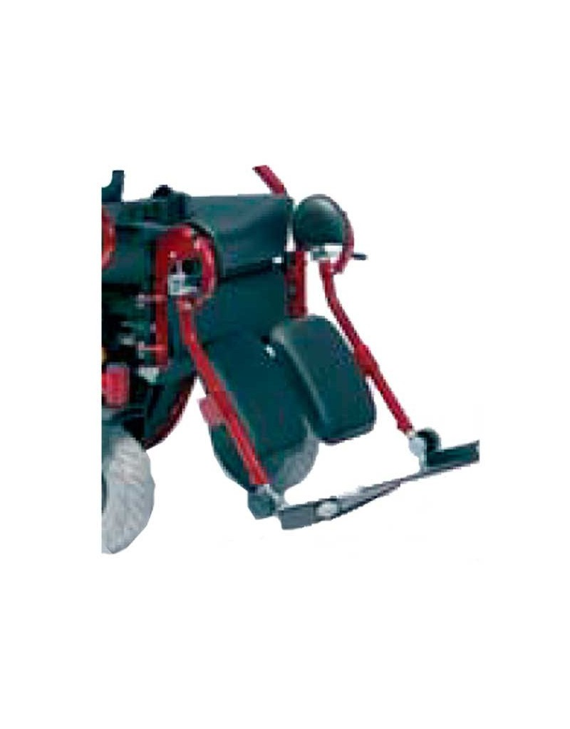 Reposapiés VERMEIREN accesorio para silla de ruedas eléctrica Express