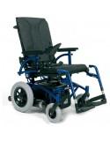 VERMEIREN Navix (tracción trasera) silla de ruedas eléctrica azul