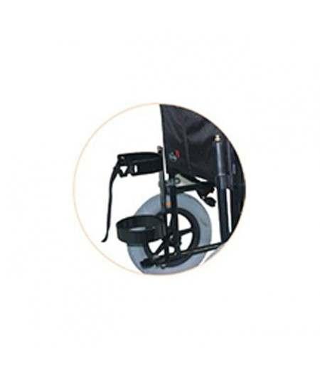 Soporte para oxígeno IM accesorio silla de ruedas