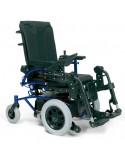 VERMEIREN Navix (tracción delantera) silla de ruedas eléctrica azul