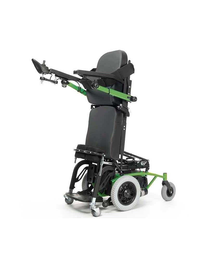 Vermeiren navix su bipedestaci n silla de ruedas el ctrica - Sillas de ruedas estrechas ...