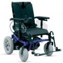 VERMEIREN Forest GT silla de ruedas eléctrica azul