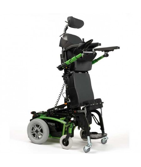 VERMEIREN Forest 3 SU bipedestación silla de ruedas eléctrica