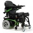VERMEIREN Forest 3 SU bipedestación silla de ruedas eléctrica en verde