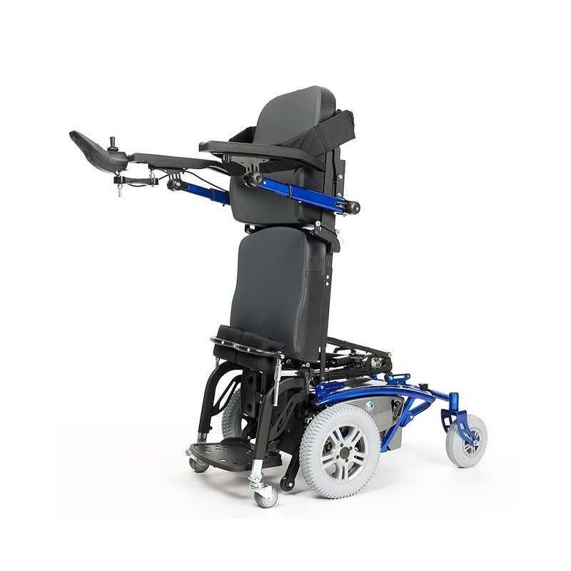 Vermeiren timix su bipedestaci n silla de ruedas el ctrica - Sillas de ruedas estrechas ...