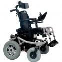 VERMEIREN Forest Kids silla de ruedas eléctrica en gris