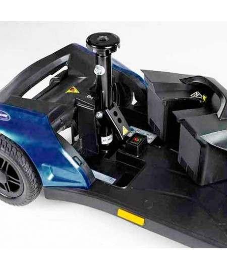 Suspensión asiento INVACARE accesorio para Scooter Leo