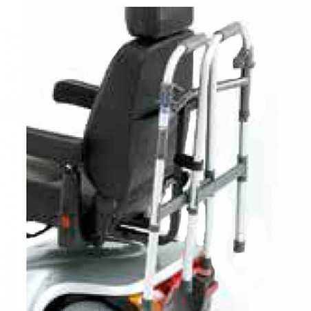 Soporte para andador (caminador) INVACARE accesorio para Scooter Leo