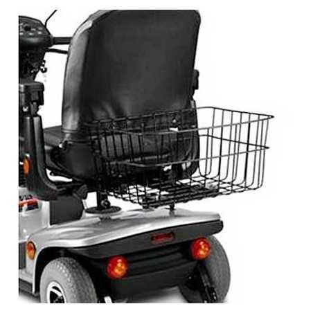 Cesta Trasera INVACARE accesorio para Scooter Orion