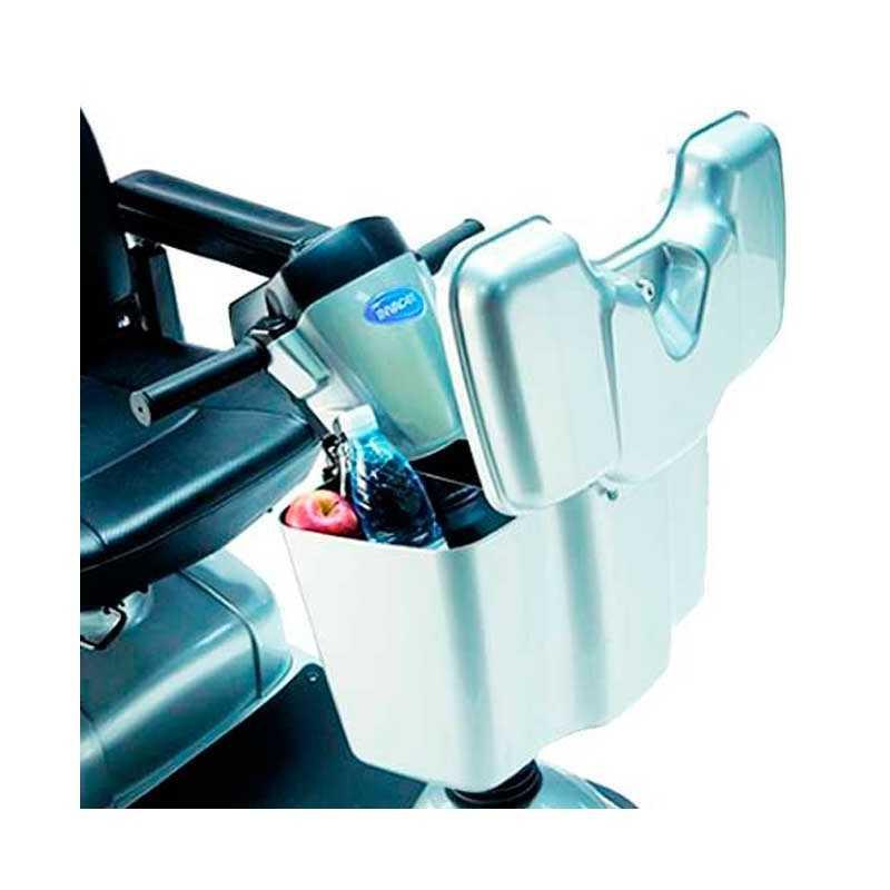 Maletero delantero con cierre INVACARE accesorio para Scooter Orion