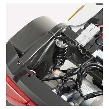 Suspensión asiento  INVACARE accesorio para Scooter Orion