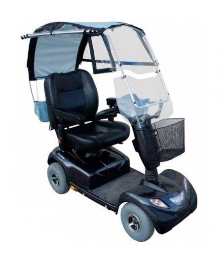 Capota VELTOP (protección sol y lluvia) INVACARE accesorio para Scooter Orion