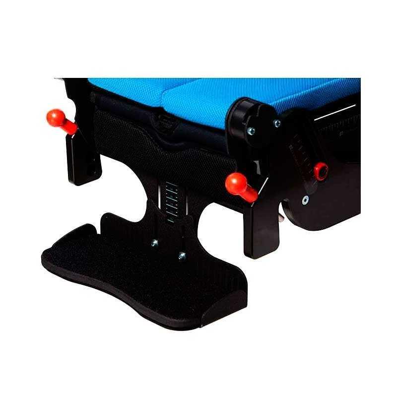 Cinchas de velcro para piés REHAGIRONA Shuttle Discovery accesorio para silla pc