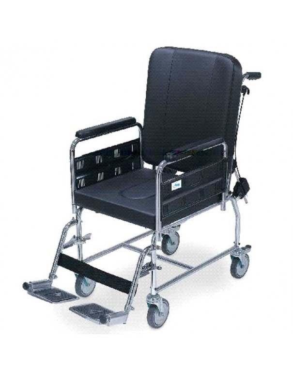 IM FE-060ZIC silla de ruedas en acero