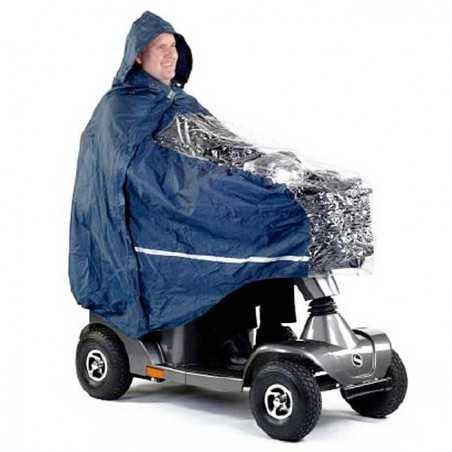 Funda para lluvia SUNRISE accesorio para Scooter Serie S