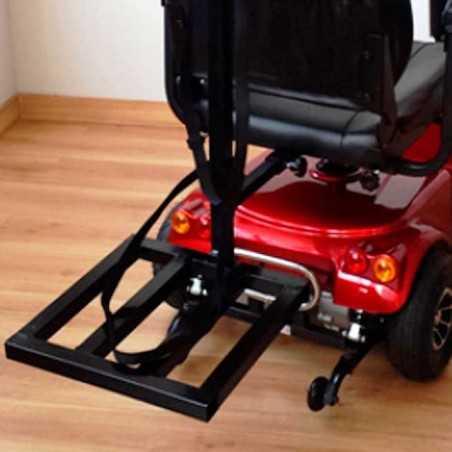 Parrilla para equipaje, golf LIBERCAR accesorio para Scooter Grand Classe
