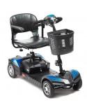 DRIVE Scout 4 Ruedas (baterías de 12 amperios hora) scooter de movilidad  en azul