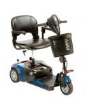 DRIVE Prism 3 Ruedas (baterías de 12 amperios hora) scooter de movilidad en azul