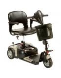 DRIVE Prism 3 Ruedas (baterías de 12 amperios hora) scooter de movilidad en champán