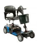 DRIVE Prism 4 Ruedas (baterías de 12 amperios hora) scooter de movilidad en azul eléctrico