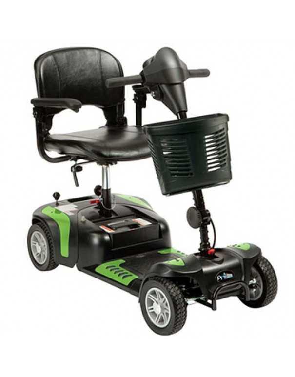 DRIVE Prism 4 Ruedas (baterías de 12 amperios hora) scooter de movilidad