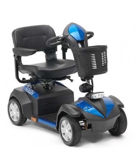 DRIVE Envoy 4 (baterías 50 amperios hora) scooter de movilidad en azul