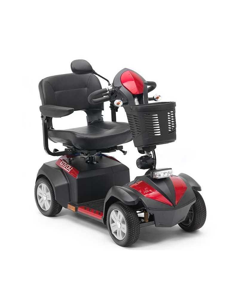 DRIVE Envoy 6 (baterías 50 amperios hora) scooter de movilidad en plata