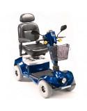 DRIVE Mercury Regatta (baterías 50 amperios hora) scooter de movilidad en azul