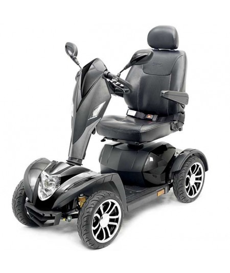 DRIVE Cobra (baterías 70 amperios hora) scooter de movilidad en gris