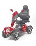 DRIVE Cobra (baterías 70 amperios hora) scooter de movilidad en rojo