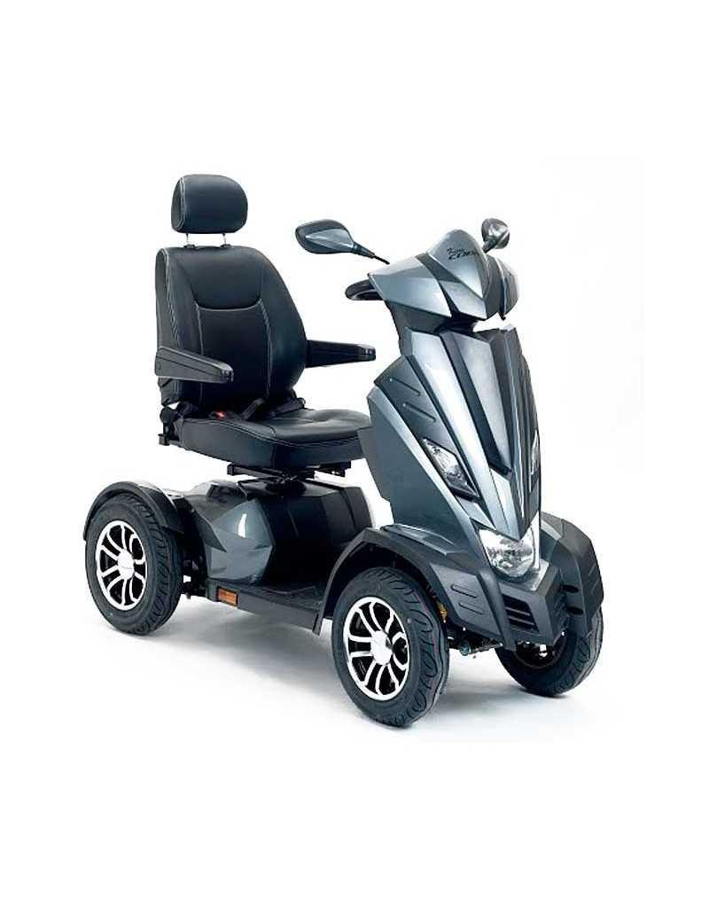 DRIVE King Cobra (baterías 100 amperios hora) scooter de movilidad