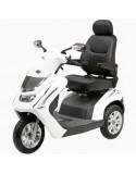 DRIVE Royale 3 (baterías 70 amperios hora) scooter de movilidad en blanco