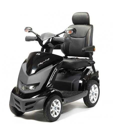 DRIVE Royale 4 Ruedas (baterías 70 amperios hora) scooter de movilidad en negro
