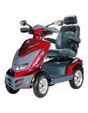 DRIVE Royale 4 Ruedas (baterías 70 amperios hora) scooter de movilidad en rojo