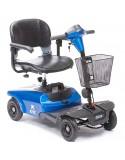 DRIVE Kite (4 ruedas) scooter de movilidad en azul