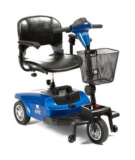 DRIVE Kite  (3 ruedas) scooter de movilidad en azul
