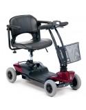 DRIVE ST1 scooter de movilidad en rojo