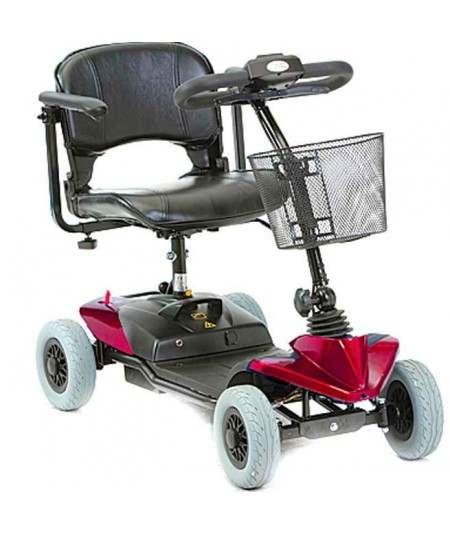 DRIVE ST1D scooter de movilidad en rojo